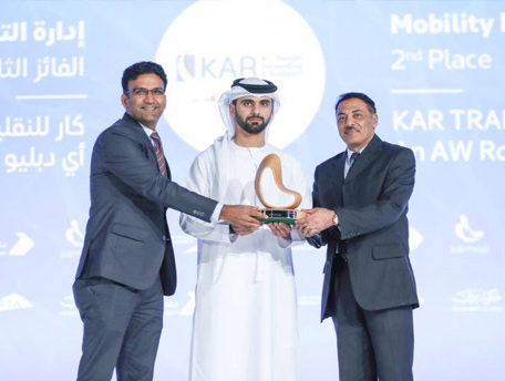 Dubai Award For Sustainable Transport Award